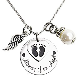 child loss memorial Necklace