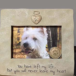 Always Remembered Loved Picture Frame