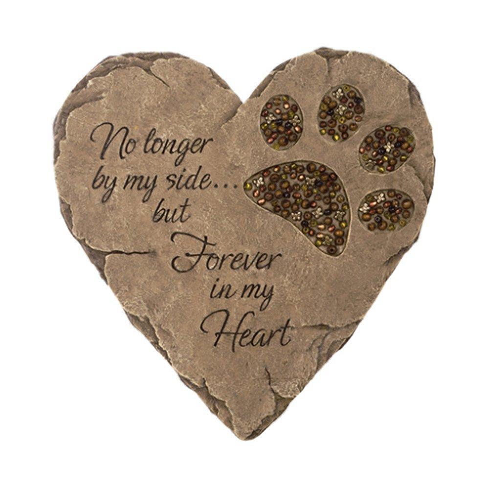 Dog memorial stones dog funeral headstones grave markers garden stepping stone workwithnaturefo