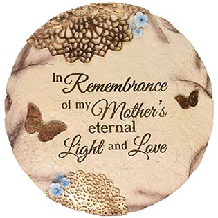 Remembering Mother Memorial Stone